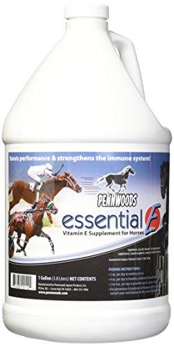 Pennwoods Equine Equi-Nox Vitamin E Supplements for Horses 1 Gallon (3.8 ()