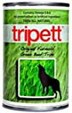Tripett Green Tripe Original Canned Dog Food Case, My Pet Supplies