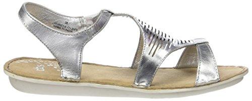 discount fake sale original TBS Women's Zaharia Open Toe Sandals Argent (Alu 201) cheap newest finishline cheap price taKzMqTKcc