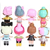 """8 Piece 3.5"""" Laugh Surprise Doll Random Friend from Chunks of Charm"""