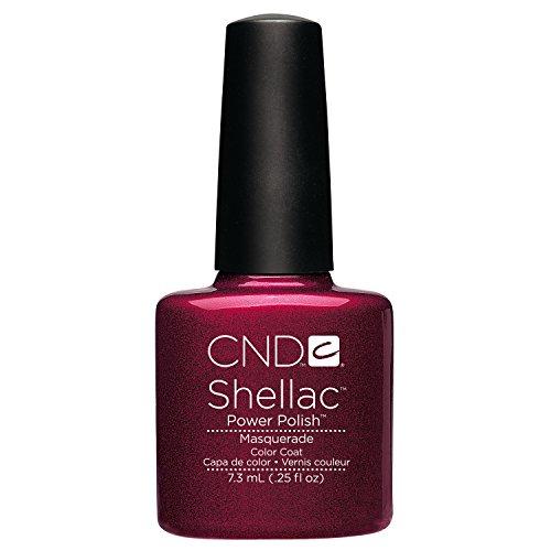 CND SHellac UV Color - Masquerade .25 oz. ()