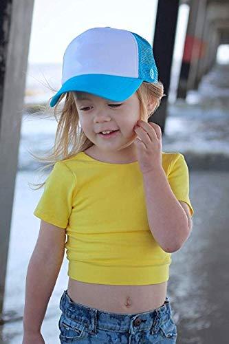 Martin Truex Jr Bass Pro Shops Kids Trucker Hat Toddler Baseball Cap Boys Girls Adjustable Mesh Hats
