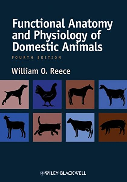 anatomy and physiology of farm animals free download