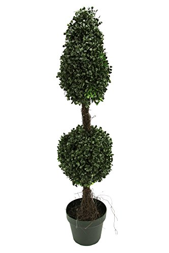 Admired Nature Artificial Boxwood Two tone