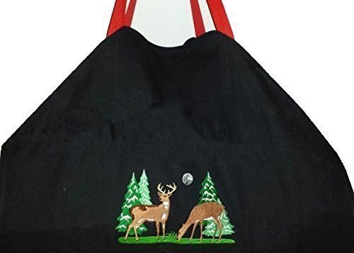 Heavyweight Canvas Log Tote - Log Carrier with Embroidered Design