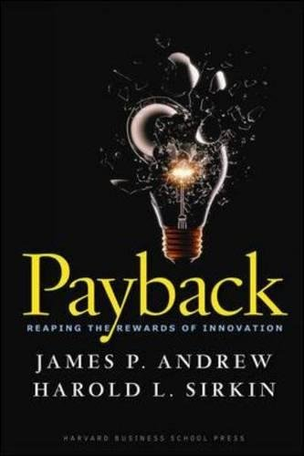 Download Payback: Reaping the Rewards of Innovation PDF