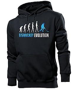 EISHOCKEY EVOLUTION 528(HKP-SW-Weiss-Blau) Gr. XXL