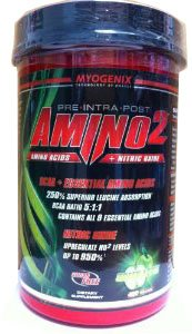 Myogenix Amino2 Fruit Punch 420