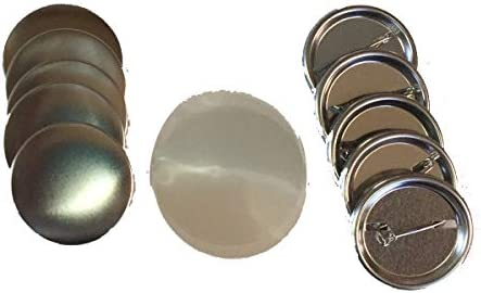 缶 バッジ マシン パーツ 37mm (Zピン ( フックピン )1000個セット)(ニプリ)
