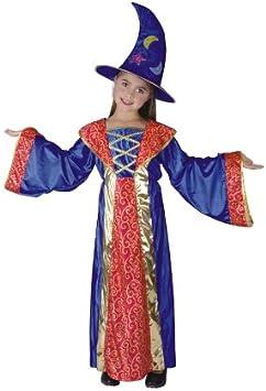 Humatt Perkins 51749 - Disfraz de hechicera (11-14 años) , color ...