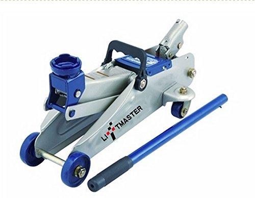 Auto Jack Floor (LiftMaster Hydraulic Trolley Floor Jack 2 Ton Heavy Duty Car Lift Ver.2)