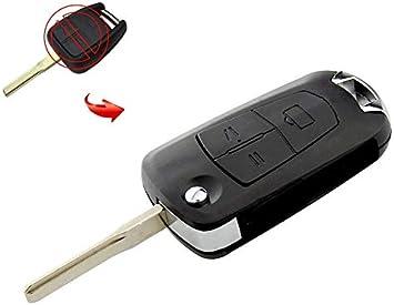 1x Umbau Kit Umrüstung Schlüssel Klappschlüssel Mit 3 Elektronik