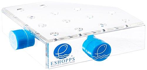 Eshopps AEO19100 Frag Rack Colour Corner for Aquarium Water Pumps, 6-Inch by Eshopps Inc.