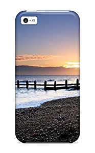 New Fashion Premium Tpu Case Cover For Iphone 5c - Beach