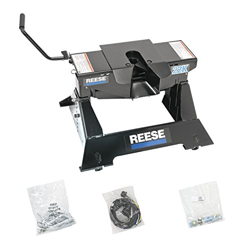 Fifth Wheel 22k - Reese Towpower (30033) 22K Fifth Wheel Hitch Assembly