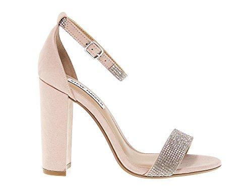 CARRSONBEIGE Beige Sandals Madden Steve Women's Suede EBC7Pqwnx