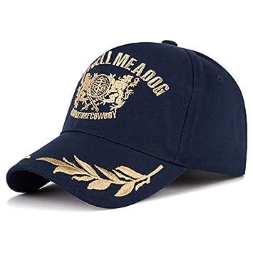 QQYZ Sombreros Gorras De Béisbol Sombreros De Hip-Hop para Hombres ...