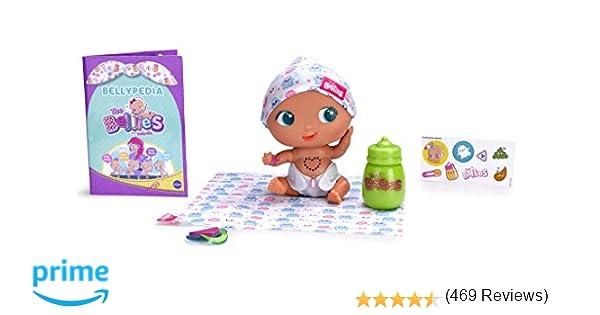 The Bellies - Bobby -Boo, muñeco interactivo para niños y ...