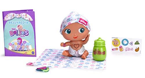 The Bellies Bobby-Boo Muñeco interactivo para niños y niñas de 3 a 8 años