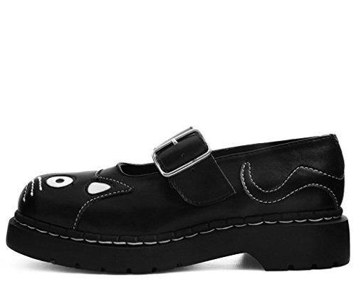 Mary U Vegan Kitty T K Shoes Jane Tukskin Donna Nero xTnfwf