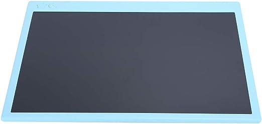 200mAh手書き描画ボード放射線なし子供用描画タブレット、LCDライティングボード、LCDライティングパッドTo-Doリストを作成するためのショッピングリスト(blue)