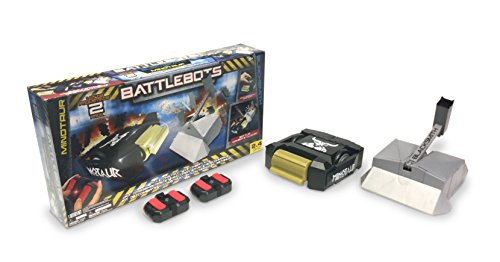 Battlebots Blacksmith and Minotaur Remote Control Vehicle 2 Pack