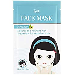 Image of the product IYOU Avocado Face Mask that is listed on the catalogue brand of IYOU.
