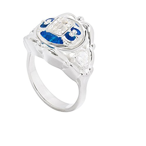 Kameleon Jewelry Sterling Silver I'm Worth it Ring CZ KR049 Size 7 by Kameleon Jewelry