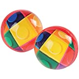 Building Block Inspired Super Hi High Bounce Rubber Balls (12)
