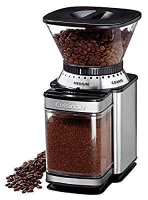 Cuisinart Burr Mill Coffee Grinder Electric 8 Oz. from Cuisinart