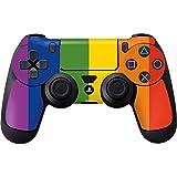 PRIDE PS4 Controller Skin - Vertical Rainbow Flag