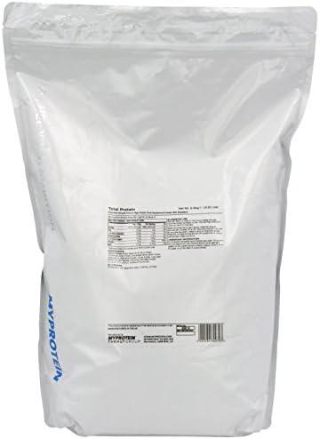 MyProtein Total Proteínas, Sabor Chocolate Suave - 2500 gr ...