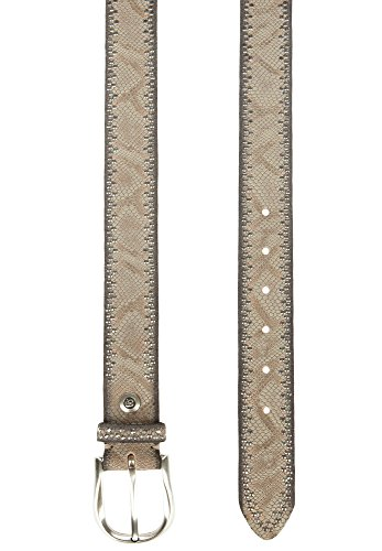 B Animali Giallo Stampa Cintura Casual Donna belt rfqIvwr