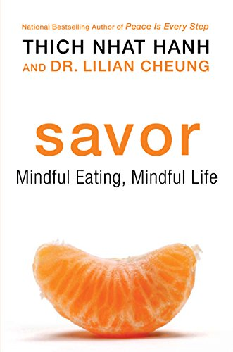 Savor: Mindful Eating, Mindful Life cover