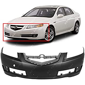For 2002 2003 NEW Acura TL Sedan Front Bumper PRIMERED AC1000141 04711S0KA91ZZ