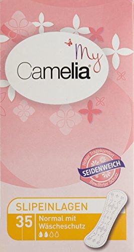 Camelia Slipeinlage, 6er Pack (6 x 35 Stück)