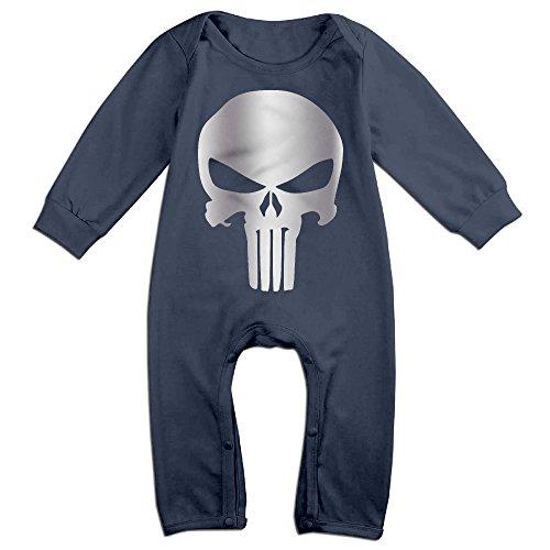 Punisher 2k Skull Platinum Logo Unisex Long Sleeve for sale  Delivered anywhere in Canada