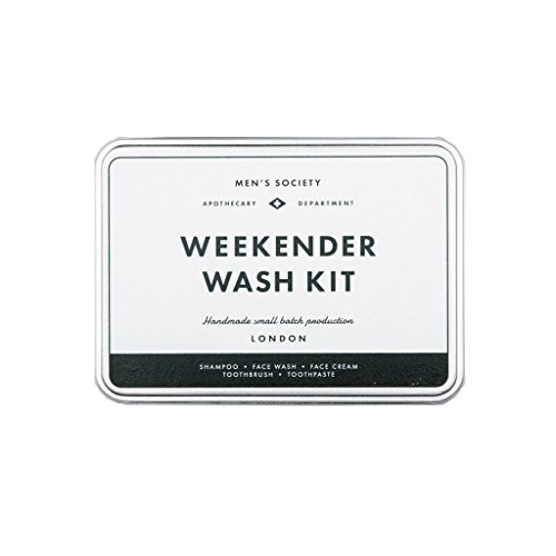 Hydrating Mint Toothpaste - Men's Society Weekender Wash Kit