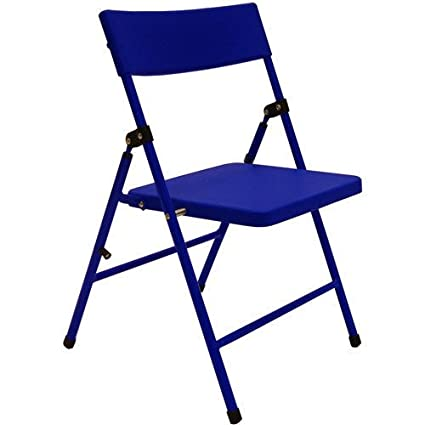 Terrific Kids Pinch Free Folding Chair Set Of 4 Set Of 4 Color Blue Ocoug Best Dining Table And Chair Ideas Images Ocougorg