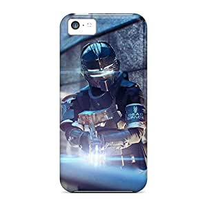 Evanhappy42 Cases Covers Protector Specially Made For Iphone 5c Dead Space 3 Game