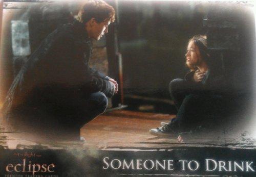 The Twilight Saga - Eclipse Premium Trading Cards - #44 - Someone to Drink