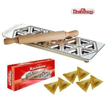 Imperia Tortelli Triangle Ravioli Mold by Imperia