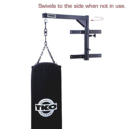 TKO Heavy Bag Wall Mount by TKO