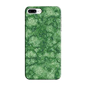 Cover It Up - Forest Green Clouded Granite iPhone 7 Plus