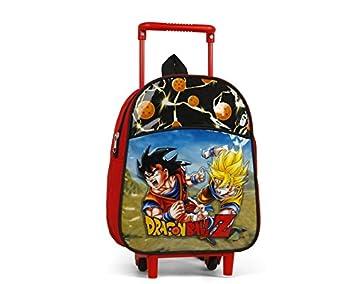 Atosa Mochila Trole Dragon Ball 24x34x11 cm_21917: Amazon.es: Juguetes y juegos