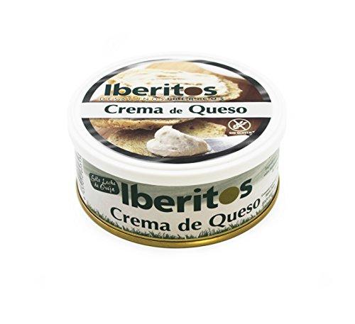 Iberitos, Smeerkaas in blik, 220 g