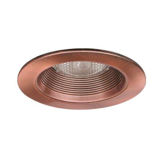 """Elco Lighting EL993CP 4"""" Phenolic Baffle with Metal Ring - EL993"""