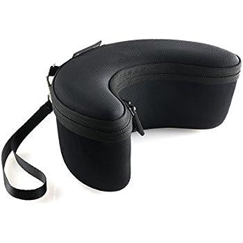Caseling Hard CASE for DEWALT DPG82-11 Concealer Clear Anti-Fog Dual Mold Safety Goggle.