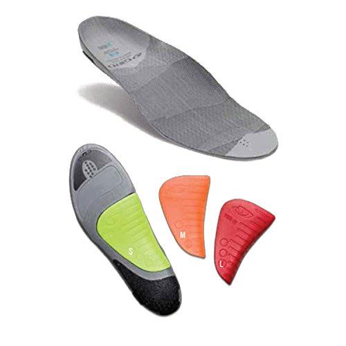 Giro X-Static Supernatural Fußbett FITKIT–Damen 38–39,5, keine Farbe