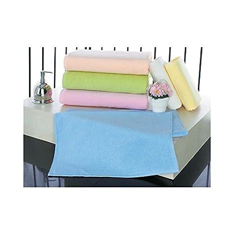 Serra Home Hotel y Spa toalla seca Pastel 30 x 30 cm suave algodón turco toalla